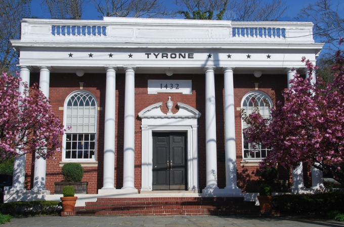 Tyrone Building – Roslyn Village, NY