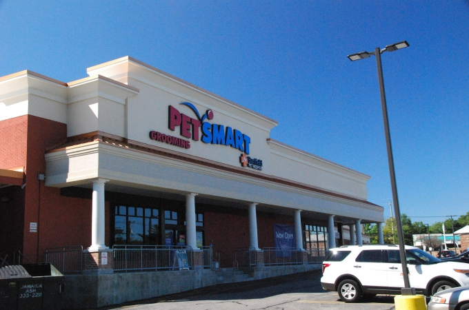 Exclusive-New Hyde Park Shopping Center