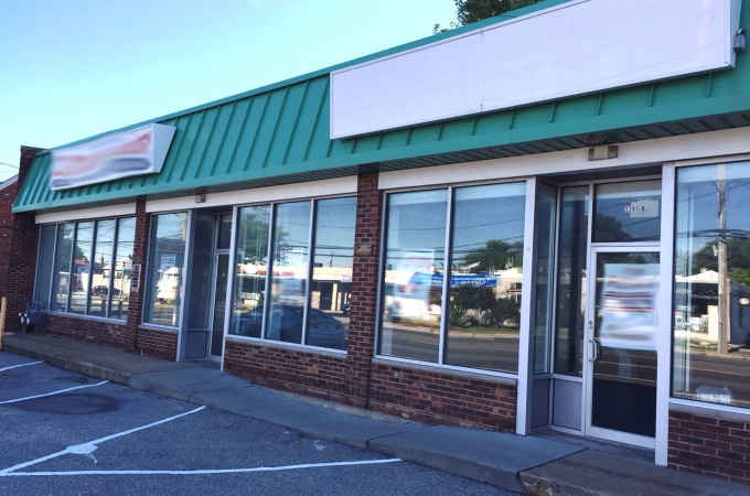 PRICE REDUCTION Exclusive-Vacant Retail Strip