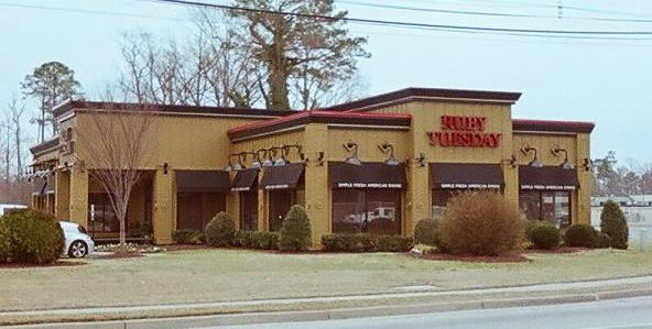 Ruby Tuesday Virginia Select Real Equity Advisors