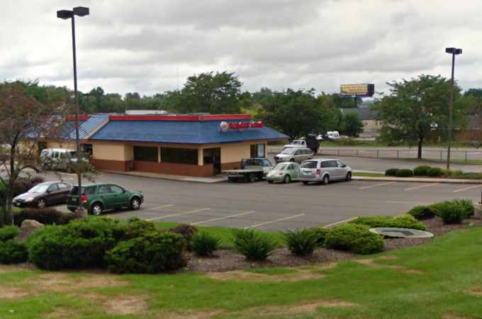 Burger King NNN Lease, Canton, OH