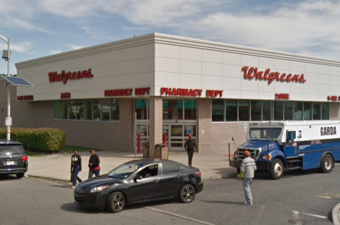 Walgreens Drug Store, New Jersey